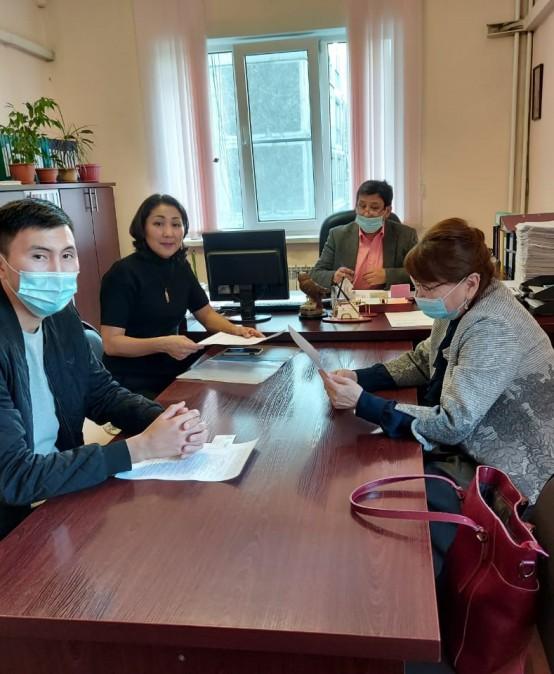 "Meeting with LPP ""Ekoservice-S"""